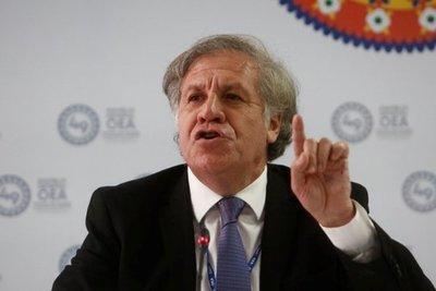 La OEA rechazó las acusaciones de Argentina de haber participado de un presunto golpe de Estado en Bolivia