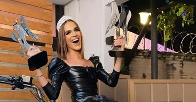 La reina de Atlantis se hizo con 4 premios #ZYXawards