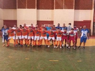 Futbol 5: Pedrojuanina cae de local ante Bella Vista 5 a 4, en partido extra se juega su clasificación
