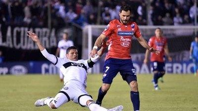 Enfrentamiento paraguayo en Copa Sudamericana después de cuatro años