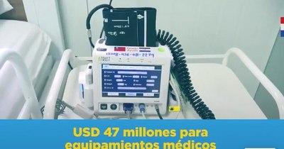La Nación / Infantil pifiada en material comunicacional sobre inversión de US$ 1.600 millones