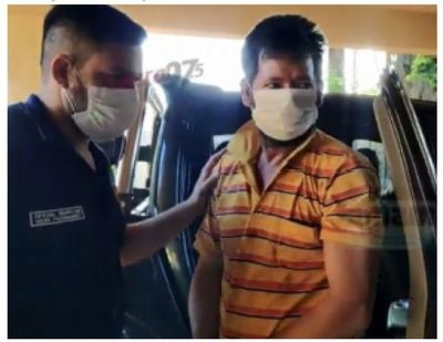 Detienen a presunto homicida en PJC