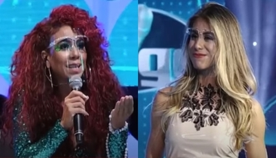 "Filoso comentario de Techy para Jessi Torres: ""Te falta cantar bien"""