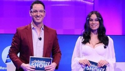 """""""El Debate Del show"""" tuvo también su debut"""