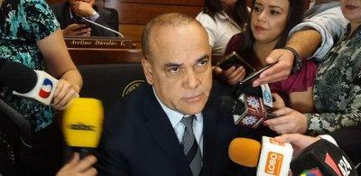 """""""Quieren juicio político porque Óscar Salomón es afín a un sector de Frente Guasu y de liberales"""", afirma diputado colorado"""