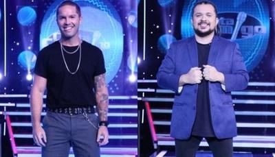 """""""Kchiporros"""" y """"Tierra Adentro"""" juntos en el """"Canta Conmigo Paraguay"""""""