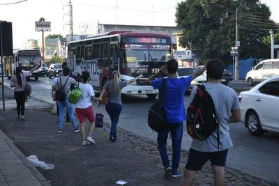 PLRA presentará denuncia contra transportistas por las reguladas
