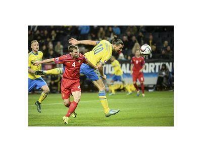 Suecia logra una victoria estéril frente a Moldavia