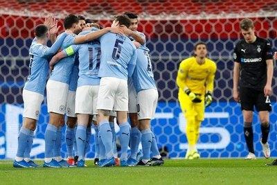 Manchester City confirmó su pase a cuartos en partido de mero trámite
