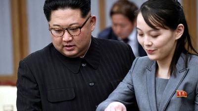 """Hermana del líder norcoreano Kim Jong-un, advierte a los EE.UU.: """"Si quieren dormir en paz, es mejor que no causen proble"""