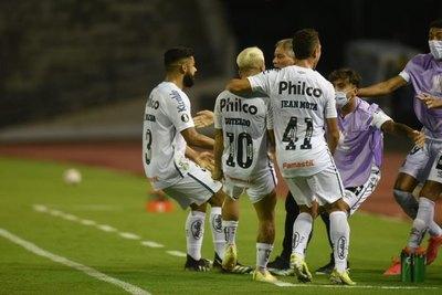 Santos y Bolívar se instalan en la última fase previa de la Libertadores