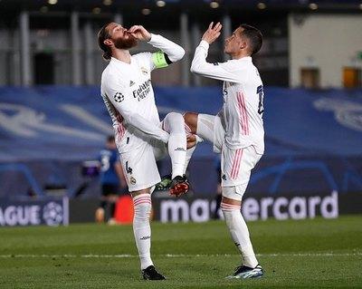 Crónica / Real Madrid y el City avanzaron a cuartos
