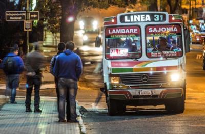Ante regulada de buses, en el Congreso anuncian proyectos