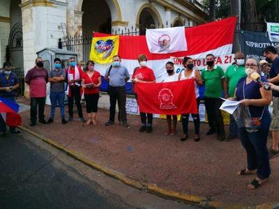 Recrudecen las protestas contra el Gobierno en  capital y en el interior