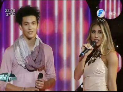 Canta Conmigo Paraguay inició  con un elevado rating