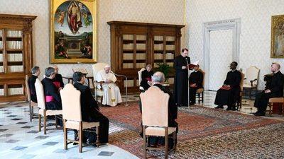 El papa Francisco hizo un llamamiento por Paraguay