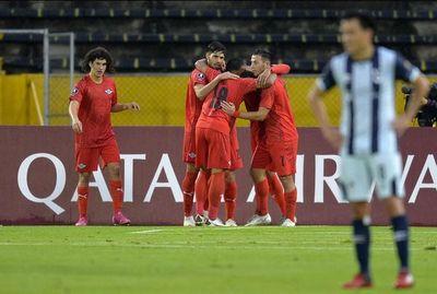 Libertad va por la clasificación a la Fase 3 de la Libertadores