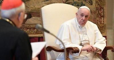 La Nación / Ante crisis en Paraguay, el papa Francisco pide encontrar un camino de diálogo