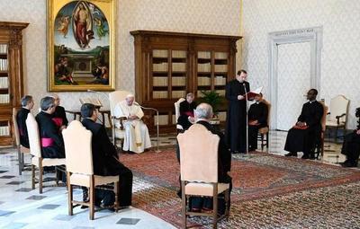El Papa Francisco se pronunció sobre la crispación social que se vive en el país