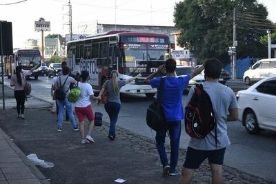 Presentan denuncia penal contra empresarios del transporte público