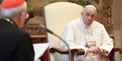 Papa Francisco preocupado por sitú de Paraguay (video)