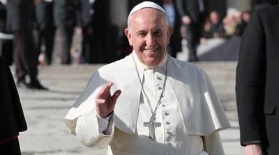 """Papa francisco hace un """"Llamamiento por Paraguay"""""""