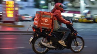 Deliveries no reciben medidas de protección