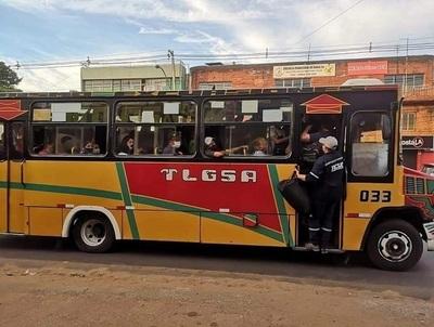Presentan denuncia contra empresarios de transporte ante reguladas