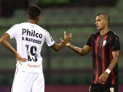 Santos avanza con lo justo a la tercera fase de la Libertadores