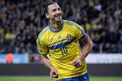 Zlatan fue convocado para las eliminatorias Qatar 2022