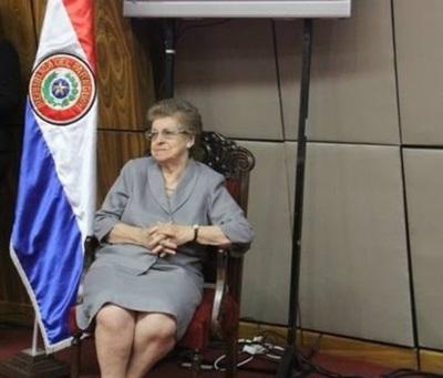 Murió Ligia Prieto de Centurión, política y defensora de los Derechos Humanos