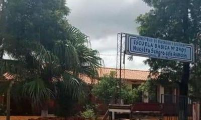 Confirman caso positivo de Covid-19 en la escuela Nuestra Señora de la Asunción – Prensa 5