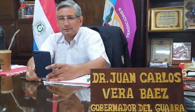 Aprueban ejecución presupuestaria del gobernador de Guairá