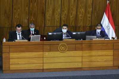 Cámara de Diputados trata juicio político a Abdo y Velázquez