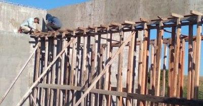 La Nación / MOPC invierte G. 8.400 millones en construcción de puentes para tres departamentos