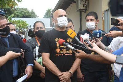 Nueva imputación contra Rubén Valdez a raíz de la denuncia de otra víctima