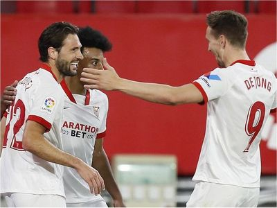 El Sevilla refuerza su plaza Champions