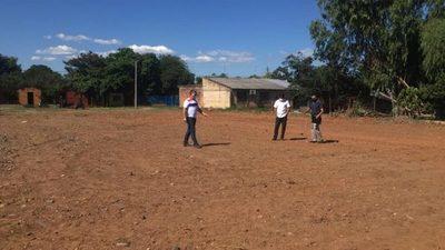 Secretaría de Deportes fiscaliza predios para instalar plazas deportivas en Chaco