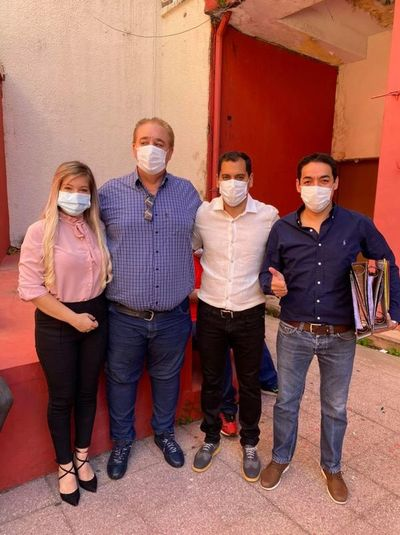 TEP rehabilita finalmente a precandidatos de la lista de Chamorro