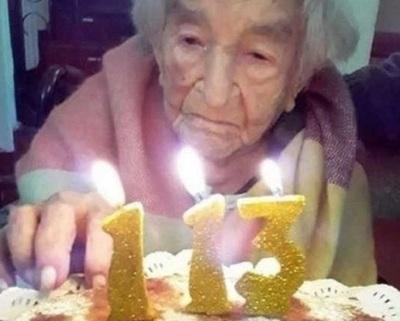 Paraguaya de 113 años es la segunda persona más longeva en vencer al Covid-19