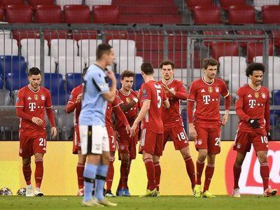 El Bayern pasa el trámite
