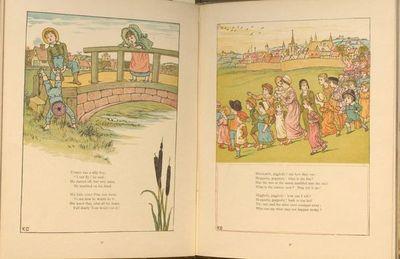 175 años de Kate Greenaway, dibujante de los sueños de la infancia