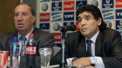 """""""Veo muchas banderas de Diego, ¿qué pasa?"""""""