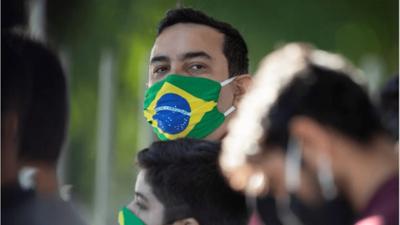 Covid-19 en Brasil: registran un récord de más de 90.000 casos positivos en las últimas 24 horas