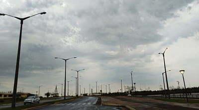 Jueves cálido y parcialmente nublado, según Meteorología
