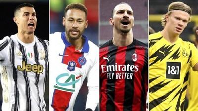 ¿Quiénes son los futbolistas que más dinero ganan por temporada?
