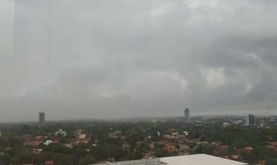 Precipitaciones dispersas para el norte