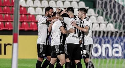 Con un empate, Libertad clasifica a la fase 3 de la Libertadores