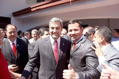 Dos diputados PRECANDIDATOS a intendente VOTARON para SALVAR  Marito
