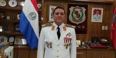Crónica / Renunció el Comandante de la Policía, Francisco Resquín